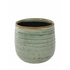 Кашпо Nieuwkoop Indoor pottery pot iris mint