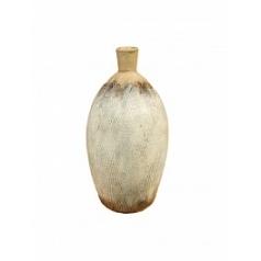 Ваза Nieuwkoop Indoor pottery pot jihan ivory, цвет слоновая кость (colour of jihan)