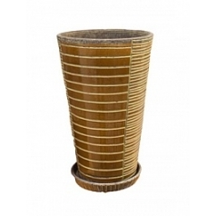 Цветочный Горшок Nieuwkoop Indoor pottery planter dacari monks robe (with saucer)