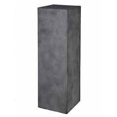 Пьедестал Nieuwkoop Alegria elephant leather welsh grey, серого цвета