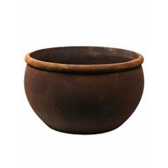 Кашпо Nieuwkoop Empire (grc) bowl rusty