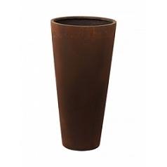 Кашпо Nieuwkoop Unique (grc) partner rusty, ржавая фактура