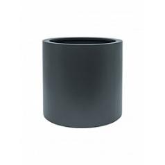 Кашпо Nieuwkoop Up2u round matt anthracite, цвет антрацит (ral 7016)