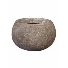 Кашпо Nieuwkoop Polystone vanessa bowl rock