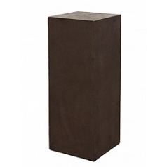 Пьедестал Nieuwkoop Polystone brown, коричнево-бурого цвета
