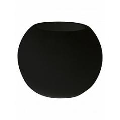 Кашпо Nieuwkoop Premium globe black, чёрного цвета