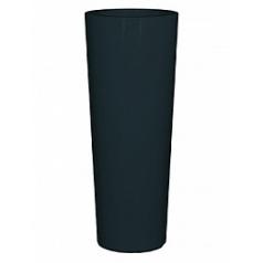 Кашпо Nieuwkoop Premium konus anthracite, цвет антрацит grey, серого цвета
