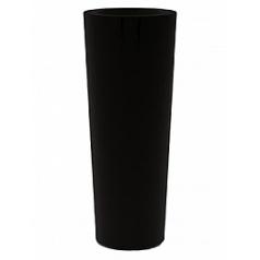 Кашпо Nieuwkoop Premium konus black, чёрного цвета