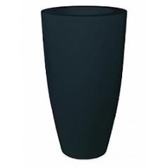Кашпо Nieuwkoop Premium luna anthracite, цвет антрацит grey, серого цвета