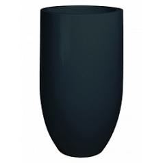 Кашпо Nieuwkoop Premium pandora anthracite, цвет антрацит grey, серого цвета