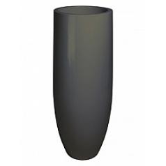 Кашпо Nieuwkoop Premium pandora quartz grey, серого цвета