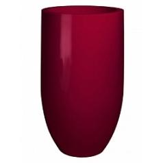 Кашпо Nieuwkoop Premium pandora ruby red, красного цвета