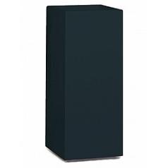 Кашпо Nieuwkoop Premium tower column anthracite, цвет антрацит grey, серого цвета