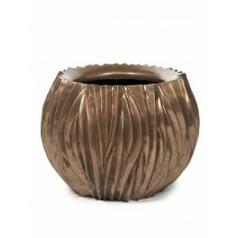 Кашпо Nieuwkoop River bowl bronce