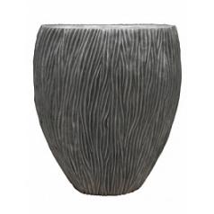 Кашпо Nieuwkoop River vase oval aluminium