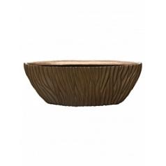 Кашпо Nieuwkoop River vase oval bronce