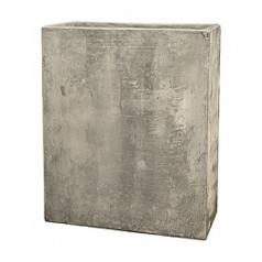 Кашпо Nieuwkoop Static (grc) divider grey, серого цвета