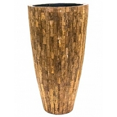 Кашпо Nieuwkoop Cemani partner cemani wood