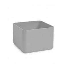 Кашпо Nieuwkoop Multivorm / basic square mat под покраску: