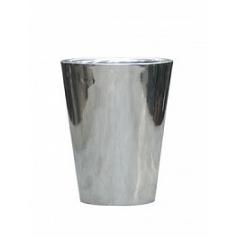 Кашпо Nieuwkoop Polished aluminium partner