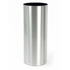 Кашпо Nieuwkoop Parel aluminum column aluminium brushed (wheels not possible)