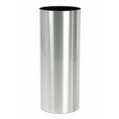 Кашпо Nieuwkoop Parel columm aluminium brushed