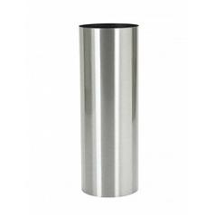 Кашпо Nieuwkoop Parel column stainless steel brushed