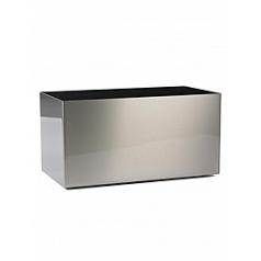 Кашпо Nieuwkoop Parel stainless steel brushed