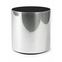 Кашпо Nieuwkoop President aluminium polished