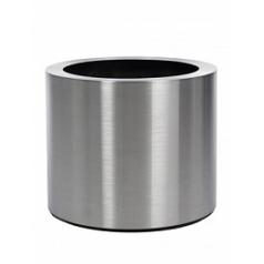 Кашпо Nieuwkoop President topper stainless steel brushed