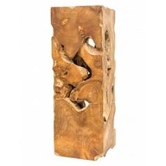 Пьедестал Nieuwkoop Deco column wood