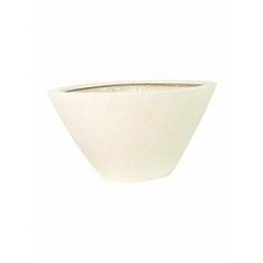 Кашпо Fleur Ami Boat cream, кремового цвета Длина — 89 см