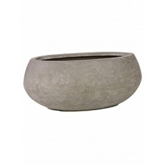 Кашпо Fleur Ami Division planter natural-фактура под бетон Длина — 90 см