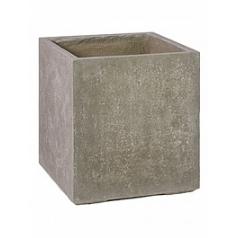 Кашпо Fleur Ami Division planter natural-фактура под бетон Длина — 50 см