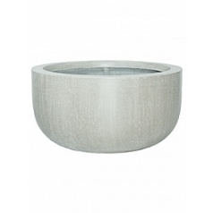 Кашпо Fleur Ami Division planter natural-фактура под бетон  Диаметр — 120 см