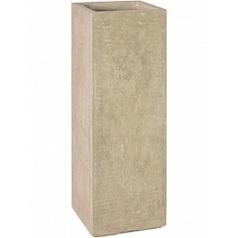 Кашпо Fleur Ami Division planting column beige Длина — 35 см