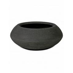 Кашпо Fleur Ami Division plus bowl anthracite, цвет антрацит  Диаметр — 70 см