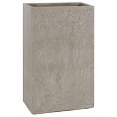 Кашпо Fleur Ami Division plus devider natural-фактура под бетон Длина — 60 см