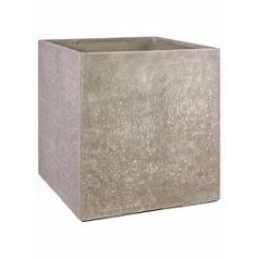 Кашпо Fleur Ami Division plus planter natural-фактура под бетон Длина — 30 см