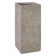 Кашпо Fleur Ami Division plus planter natural-фактура под бетон Длина — 35 см