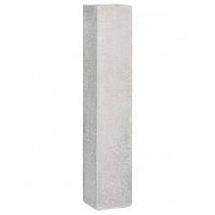 Кашпо Fleur Ami Division plus stele natural-фактура под бетон Длина — 23 см