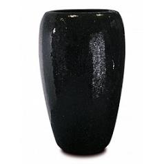 Кашпо Fleur Ami One black, чёрного цвета  Диаметр — 52 см