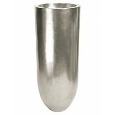 Кашпо Fleur Ami Pandora под цвет серебра leaf  Диаметр — 50 см