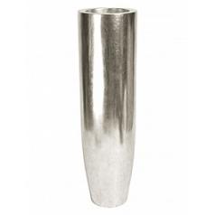 Кашпо Fleur Ami Pandora под цвет серебра leaf  Диаметр — 35 см