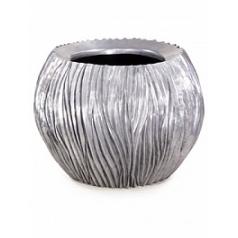 Кашпо Fleur Ami River aluminium  Диаметр — 75 см