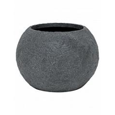 Кашпо Fleur Ami Rocky bowl smoke-granite  Диаметр — 60 см