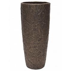 Кашпо Fleur Ami Rocky planter bronze, бронзового цвета  Диаметр — 43 см