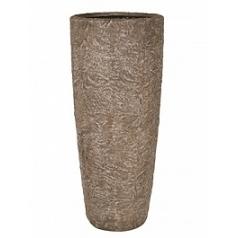 Кашпо Fleur Ami Rocky sepia granite  Диаметр — 43 см