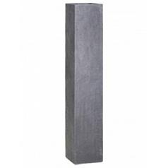 Кашпо Fleur Ami Division stele anthracite, цвет антрацит Длина — 23 см