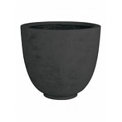 Кашпо Fleur Ami Ego giant anthracite, цвет антрацит  Диаметр — 70 см